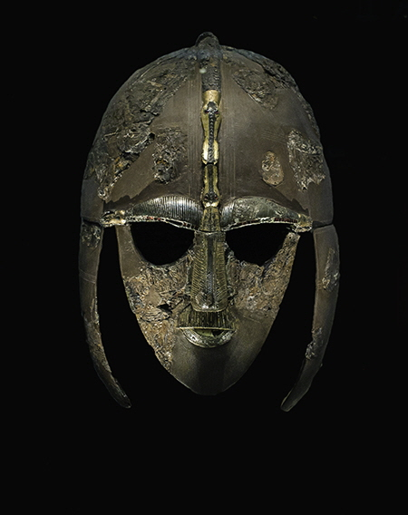 Gladiator Mask, British Muesum, London